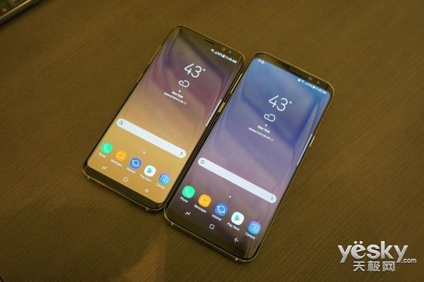 终于等到你 三星年度旗舰Galaxy S8正式发布