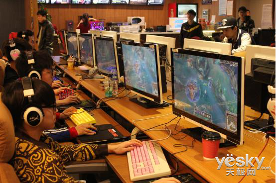 """寻找潜力职业玩家 HyperX""""电竞学院""""项目"""