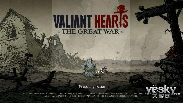 男默女泪! 反战游戏《勇敢的心:世界大战》