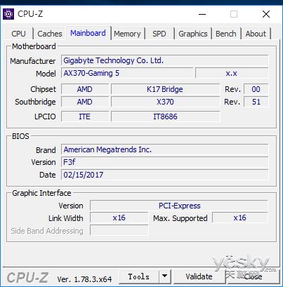 Ryzen标配 技嘉AORUS AX370-Gaming5评测