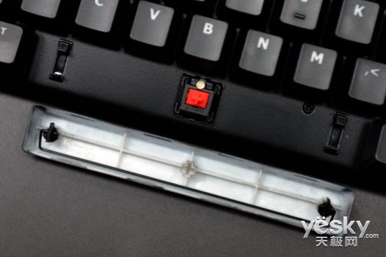 茶轴\红轴 HyperX Alloy FPS机械键盘评测