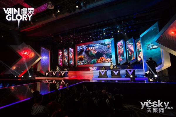 VCL《虚荣》2017春季赛八强名单出炉!
