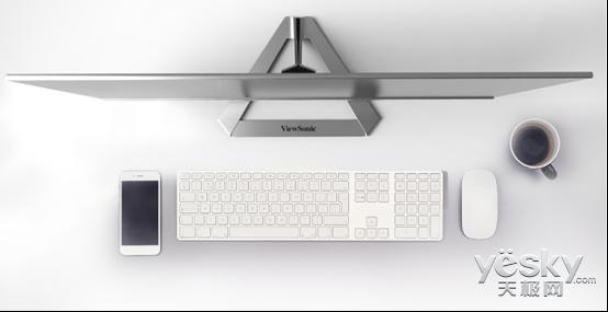 比薄更薄 优派VX2476-smhd液晶显示器售1299