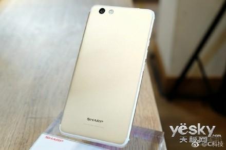 回归之作 夏普发布智能手机Z3:价格3000+