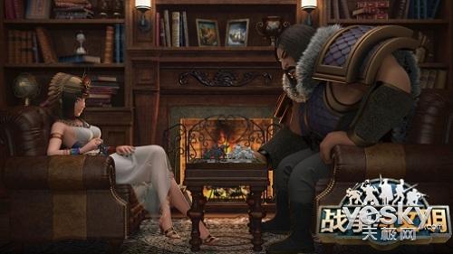 文明系列出品 《战争与文明》中国区将登陆