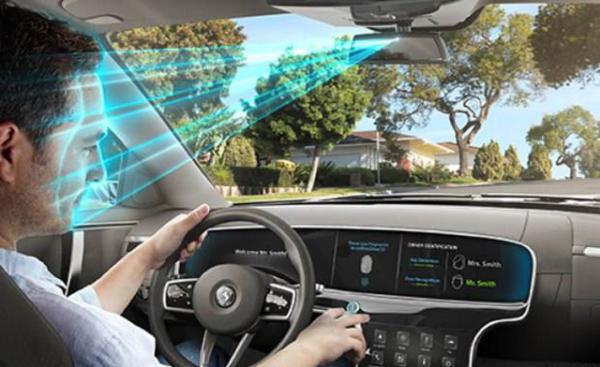 生物识别+虚拟现实 上海车展全新黑科技盘点