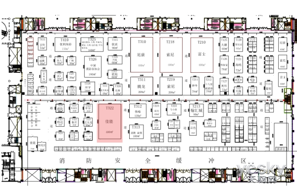 P&E 2017:佳能携77D M6等多款新品亮相展区