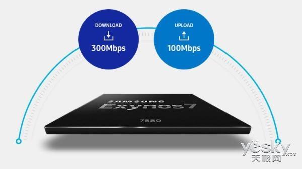 低功耗、长续航!三星Exynos 7880处理器发布