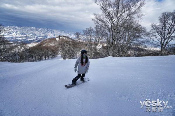 冰雪与美人 索尼A6500行摄长野
