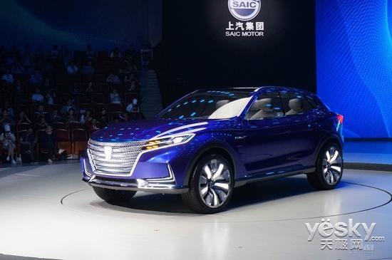 上海车展黑科技盘点 汽车与人交流不再是梦