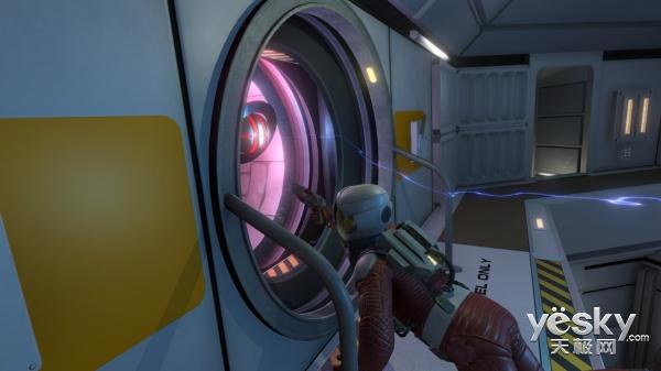 《向下螺旋:序幕》帮你在VR中感受零重力