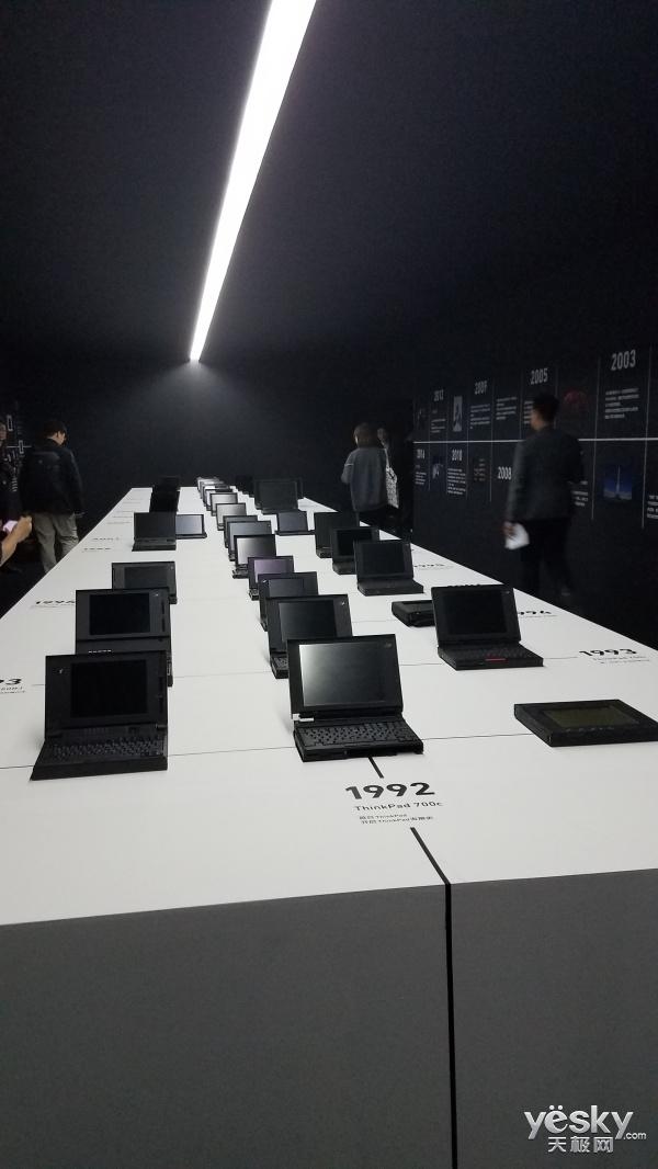 情怀满满 ThinkPad 25周年携三款新品亮相