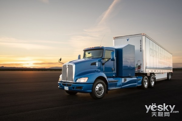 丰田宣布计划建造一批重型氢动力卡车