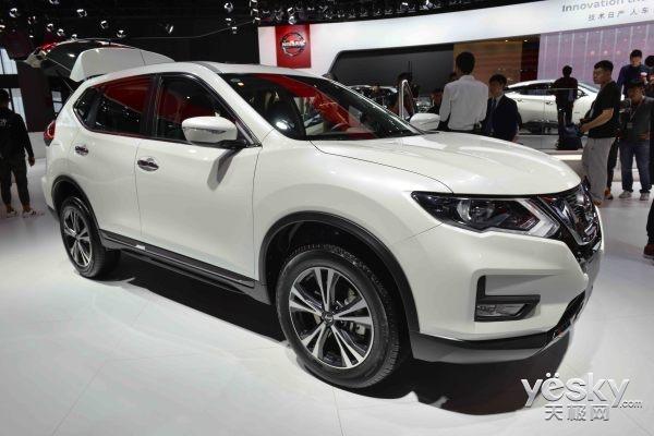 日产携全系车亮相上海车展 大秀三台新汽车