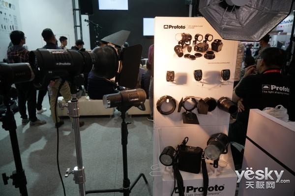 P&E 2017:宝富图Profoto 新款灯光系统亮相