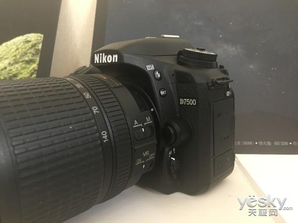 回归摄影的初心 尼康百年新品D7500试用体验