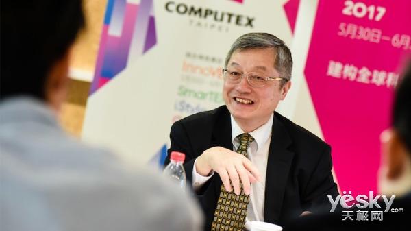 COMPUTEX 2017:吸睛主题搭配顶级厂商