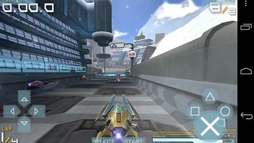 PSP模拟器截图1