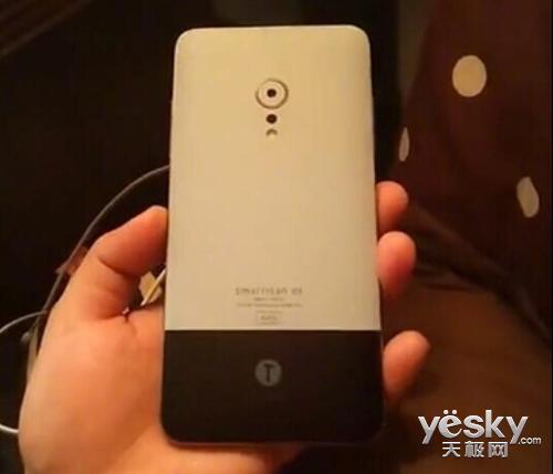 又曝光 坚果Pro手机采用木质背壳 几分真假图片