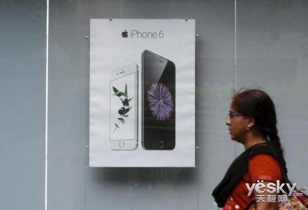 印度15%的智能手机用户考虑下次购买iPhone