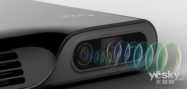 双镜头助投影仪打开智能之路 神画TT的魅力