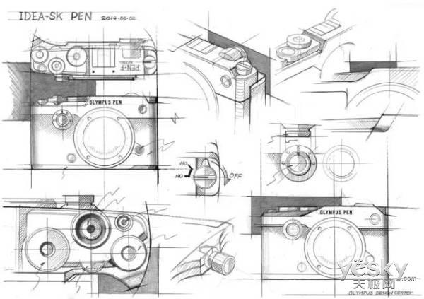 复古型 旗舰芯 奥林巴斯PEN-F无反相机评测