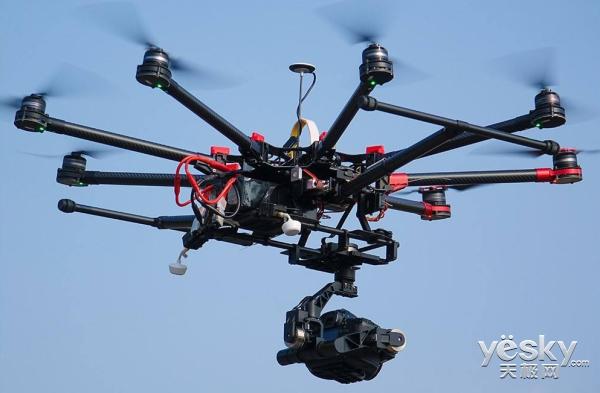 针对黑飞对症下药 民用无人机6.1起实名登记