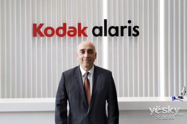 数据先驱 访Kodak Alaris全球总裁兼总经理