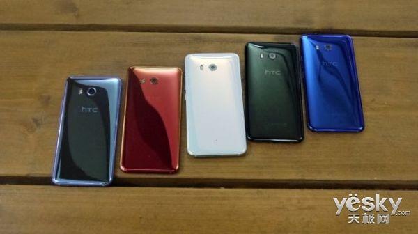 三星Galaxy S8与HTC U11对比:你更中意谁?