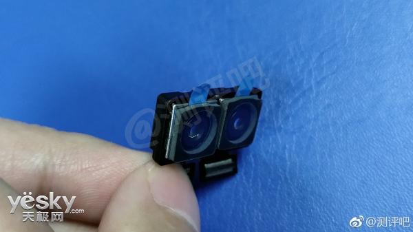 努比亚新机设计曝光:双摄、23MP+12MP组合