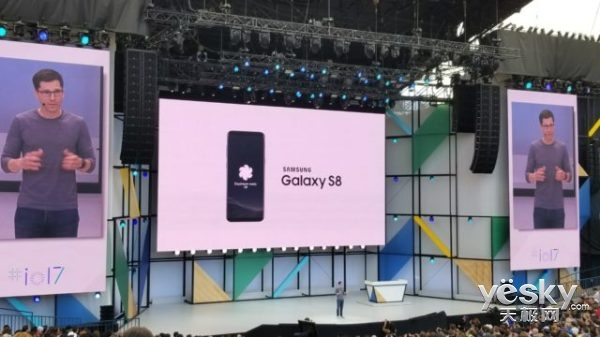 谷歌喜极而泣:三星Galaxy S8将支持Daydream