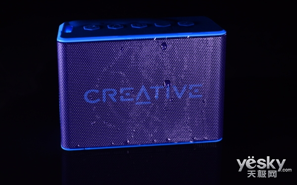 只要一元 创新科技MUVO 2c防水迷你蓝牙音箱