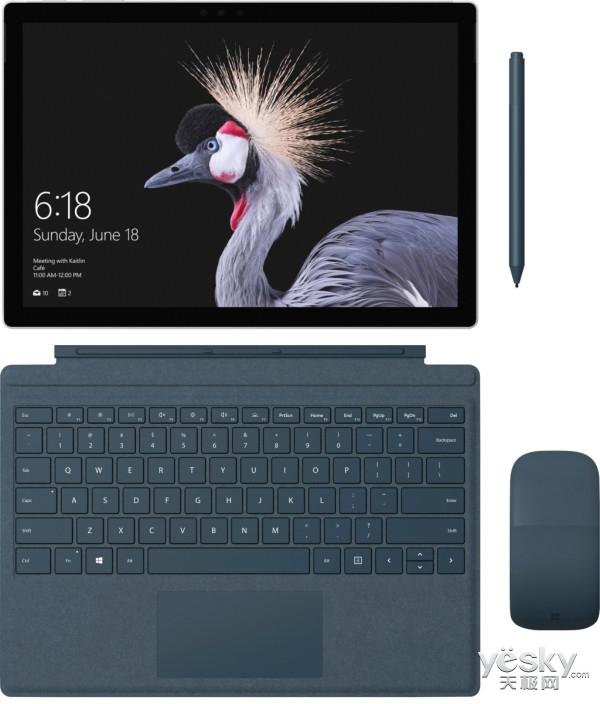 微软Surface Pro 4继任者渲染图亮相 532见
