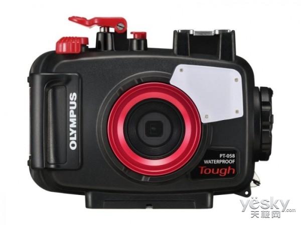 3099元!奥林巴斯推三防相机TG-5:15米防水