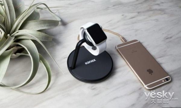 新成员: Apple Watch充电器新品已过MFi认证