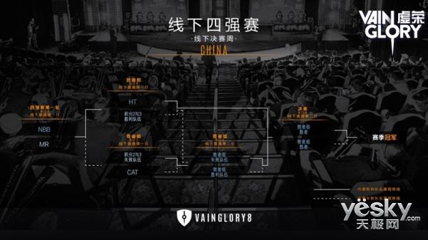 《虚荣》新天赋娱乐赛 Vainglory8四强决出