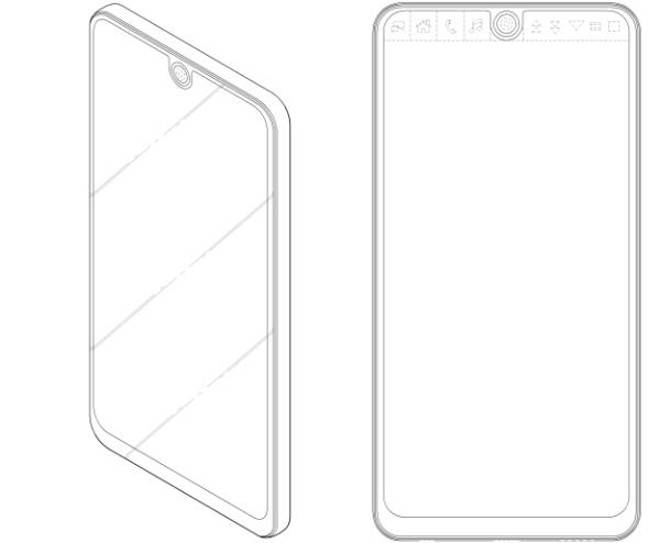LG V30来了? 辅助显示屏+全面屏无比吸睛