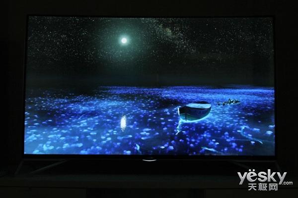 谁说低价买不到旗舰曲面电视?雷鸟I55C-UI评测