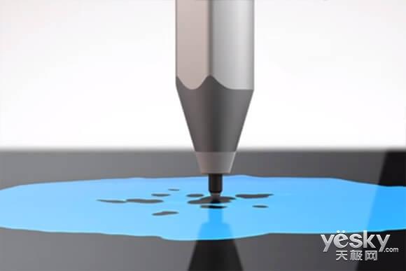 728元!微软新款Surface Pen支持倾斜书写