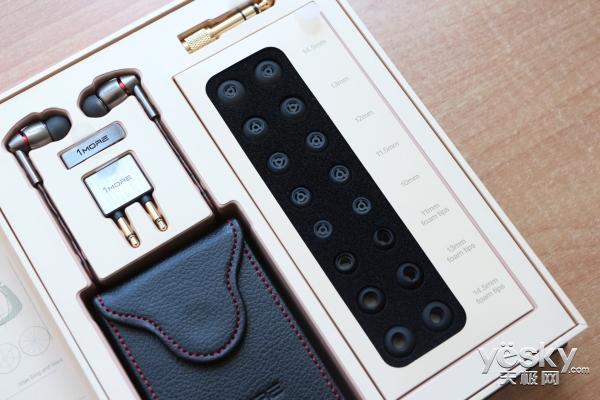 最具期待值的新品 1MORE四单元圈铁耳机评测