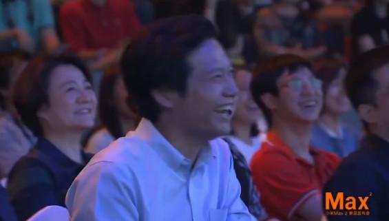 业界新潮流?小米Max 2发布会宛若综艺大会