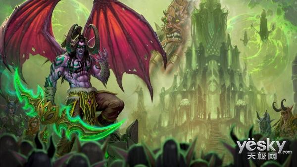 《魔兽世界》7.2.5 萨格拉斯之墓抢先看