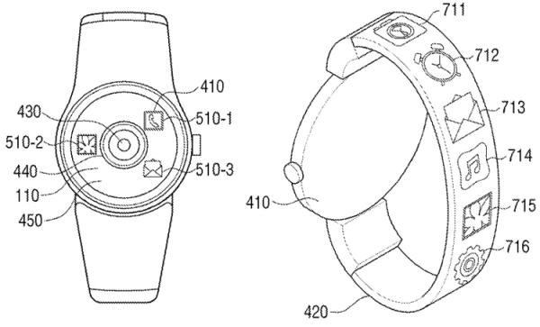 疑似三星Gear S4专利曝光 竟内置变焦镜头