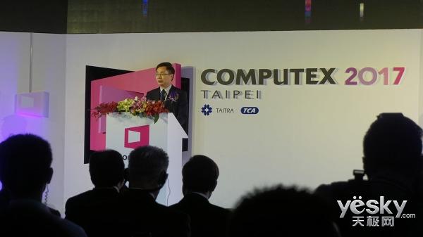 1600家企业参展 COMPUTEX 2017正式开幕