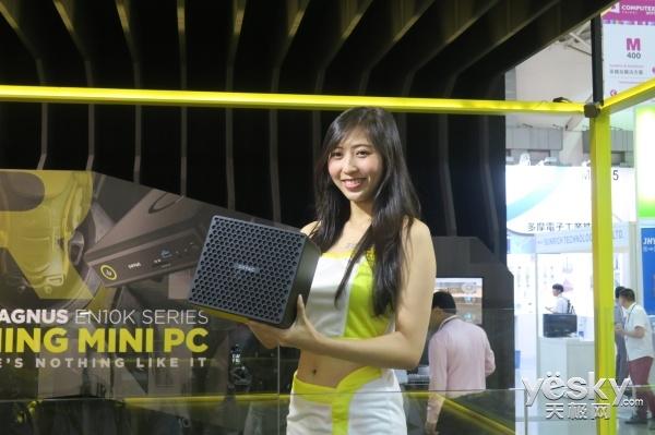 索泰系列Zbox迷你PC新品亮相Computex 2017