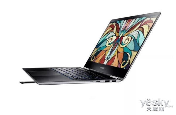 三星新Notebook 9 Pro发布 载Core i7处理器