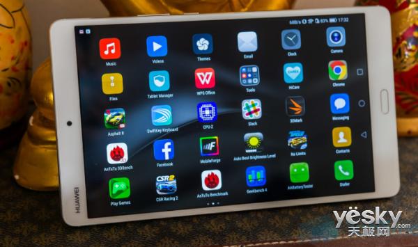 华为推M3 Lite 10平板 载10.1英寸1080p屏幕