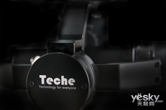 TECHE发布新一代商用全景相机