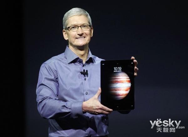 钢化膜泄密:10.5英寸iPad Pro机身更加纤薄