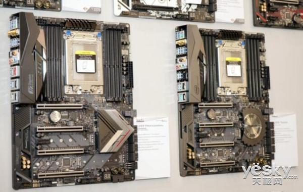AMD16核标配 这三款X399主板你得有